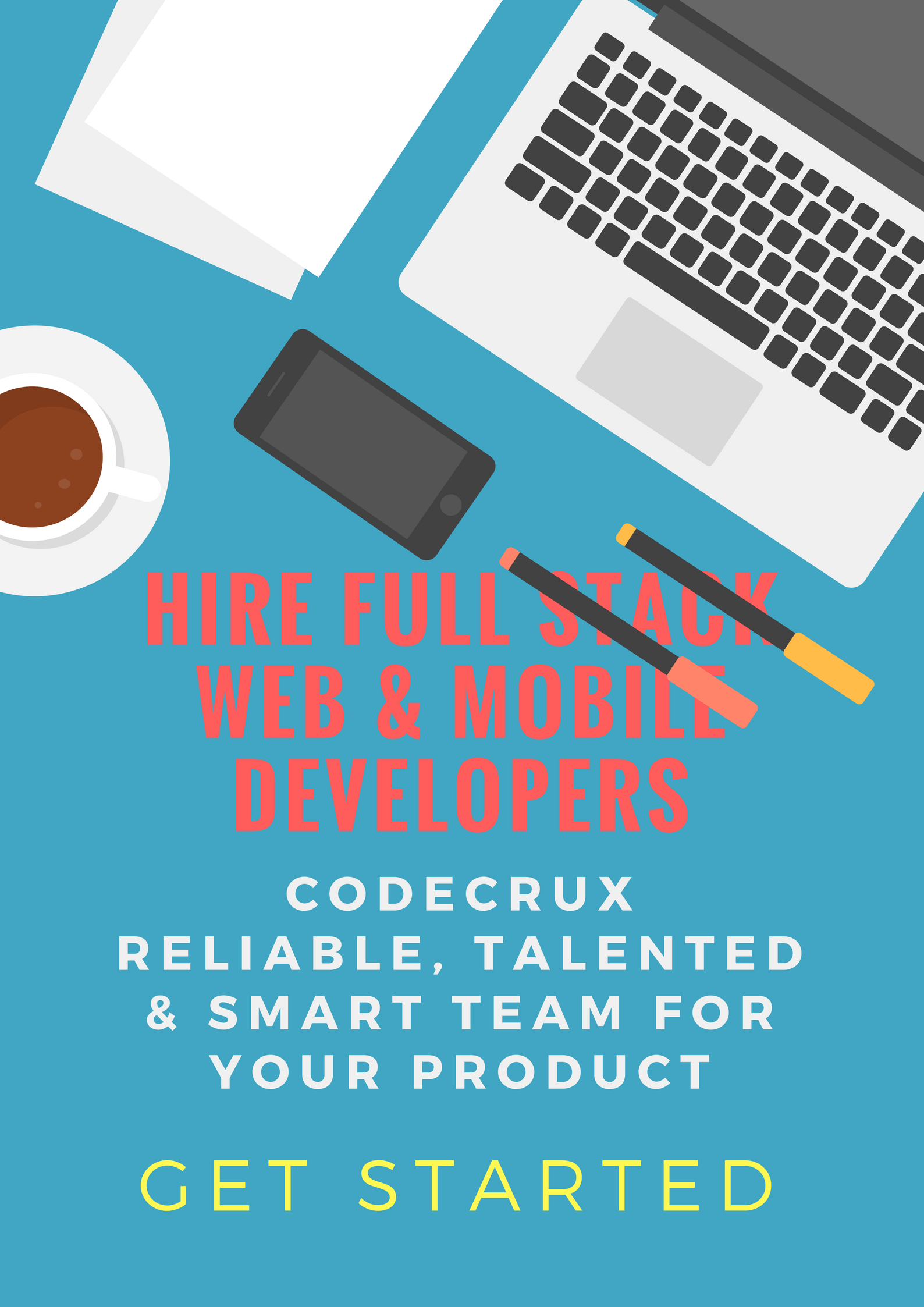 Hire codecrux